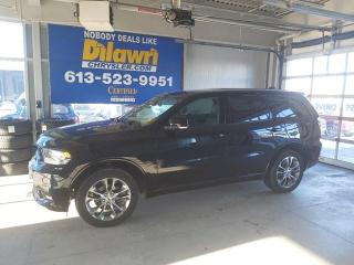 Used 2020 Dodge Durango Sunroof, Heated Seats for sale in Nepean, ON