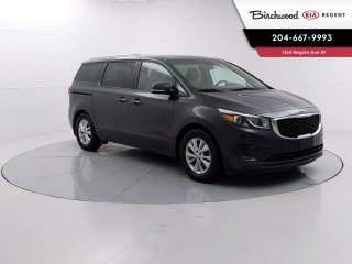 Used 2016 Kia Sedona LX | Locally Owned & Serviced | 8 Seater | Heated Seats | Rearview Camera | for sale in Winnipeg, MB