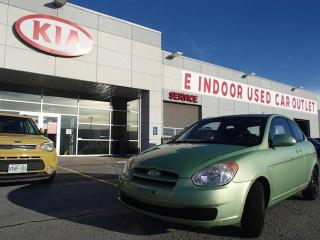 Used 2009 Hyundai Accent ACCENT GL SOLD AS-IS for sale in Nepean, ON