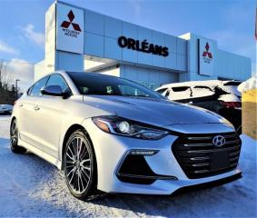 Used 2018 Hyundai Elantra Sport for sale in Orléans, ON