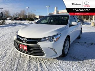 Used 2016 Toyota Camry LE UPGRADE PKG for sale in Winnipeg, MB