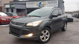 Used 2016 Ford Escape SE for sale in Etobicoke, ON