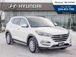 Used 2017 Hyundai Tucson Ultimate Heated And Cooled Seats | Navigation | Panoramic Roof for sale in Winnipeg, MB