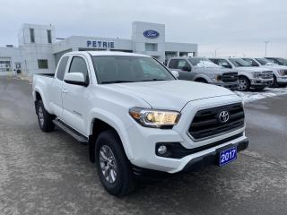 Used 2017 Toyota Tacoma 4WD Access Cab V6 Auto SR5 for sale in Kingston, ON