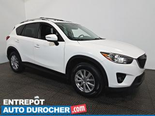 Used 2015 Mazda CX-5 GT AWD NAVIGATION - TOIT OUVRANT - CUIR -  A/C for sale in Laval, QC