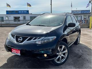 Used 2012 Nissan Murano SL for sale in Whitby, ON