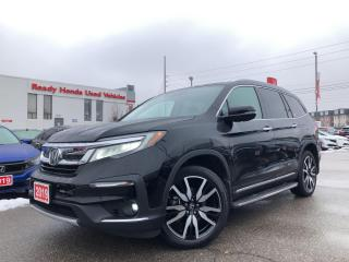 Used 2019 Honda Pilot Touring 8-Passenger - Leather - Navigation - DVD for sale in Mississauga, ON