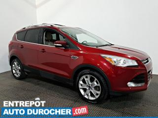 Used 2014 Ford Escape Titanium AWD Toit Ouvrant -A/C - Sièges Chauffants for sale in Laval, QC