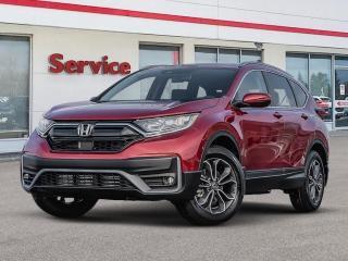 New 2021 Honda CR-V EX-L 4WD for sale in Brandon, MB