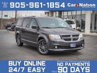 Used 2017 Dodge Grand Caravan SXT Premium Plus| SOLD | SOLD | SOLD | for sale in Burlington, ON