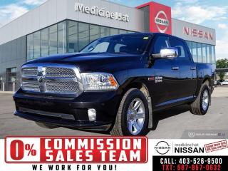 Used 2015 RAM 1500 Laramie Limited for sale in Medicine Hat, AB
