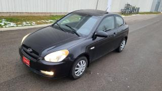 Used 2007 Hyundai Accent 3DR HB GS for sale in Mississauga, ON