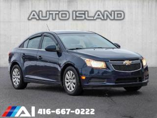 Used 2011 Chevrolet Cruze 4dr Sdn LT Turbo w/1SA for sale in North York, ON