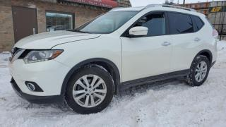 Used 2014 Nissan Rogue AWD 4dr SV for sale in Calgary, AB