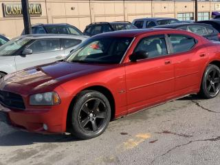 Used 2007 Dodge Charger 4dr Sdn R/T **HEMI** DVD ENT /6MONTHS WARRANTY for sale in Brampton, ON