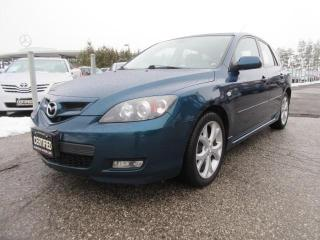 Used 2008 Mazda MAZDA3 4dr HB Sport for sale in Newmarket, ON