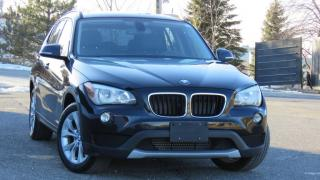 Used 2013 BMW X1 28ix Leather, Panoramic, Navigation for sale in North York, ON