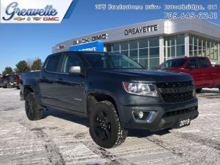 Used 2019 Chevrolet Colorado LT  -  Android Auto -  Apple CarPlay for sale in Bracebridge, ON