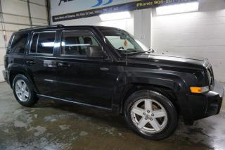 Used 2010 Jeep Patriot NORTH CERTIFIED 2YR WARRANTY *1 OWNER*FREE ACCIDENT* ALLOYS AUX ROOF RACK NORTH CERTIFIED 2YR WARRANTY *1 OWNER*FREE ACCIDENT* ALLOYS CRUISE AUX ROOF RACK for sale in Milton, ON