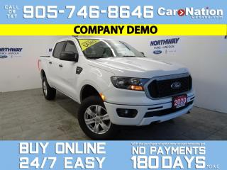 Used 2020 Ford Ranger XLT | 4X4 | SUPERCREW | LANE KEEP ASSIST for sale in Brantford, ON
