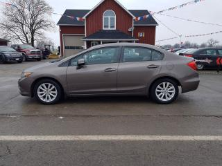 Used 2012 Honda Civic LX for sale in Dunnville, ON