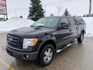Used 2010 Ford F-150 FX4 | 4X4 | V8 | 6.5FT BOX | for sale in Barrie, ON