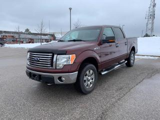 Used 2010 Ford F-150 XLT | XTR | V8 | 4X4 | 5.5FT BOX | for sale in Barrie, ON