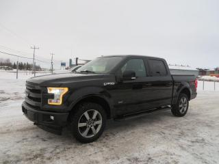 Used 2017 Ford F-150 Cab SuperCrew 4RM 145 po Lariat for sale in Lévis, QC