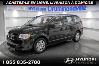 Used 2016 Dodge Grand Caravan GARANTIE + STOW N' GO + A/C + CRUISE + W for sale in Drummondville, QC