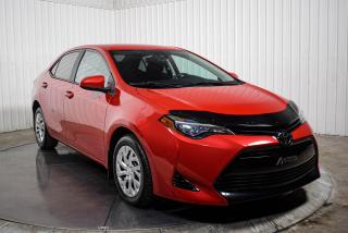 Used 2018 Toyota Corolla LE A/C CAMÉRA DE RECUL SIÈGES CHAUFFANTS for sale in St-Hubert, QC