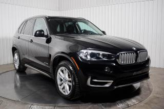 Used 2016 BMW X5 LUXURY XDRIVE CUIR TOIT PANO MAGS NAV for sale in St-Hubert, QC