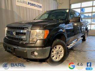 Used 2014 Ford F-150 Cabine Super 4RM 145 po XLT for sale in St-Hyacinthe, QC