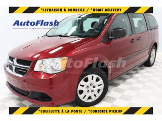 Used 2014 Dodge Grand Caravan SE* 1/2-STOW'N-GO* CAMERA* for sale in St-Hubert, QC