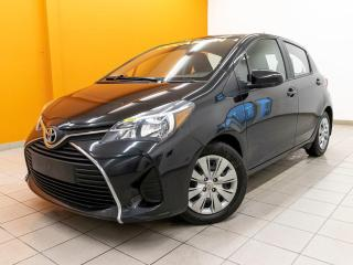 Used 2015 Toyota Yaris BLUETOOTH AUTOMATIQUE *BAS KILOMÉTRAGE* for sale in St-Jérôme, QC