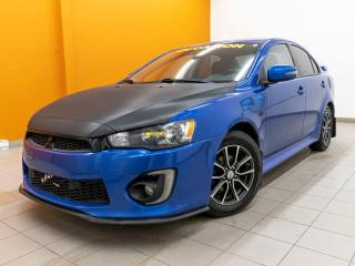 Used 2016 Mitsubishi Lancer BLUETOOTH AILERON *CAPOT CARBONE* for sale in St-Jérôme, QC