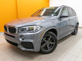 Used 2017 BMW X5 XDRIVE35D AWD BI TURBO DIESEL TOIT CUIR *NAV* for sale in St-Jérôme, QC