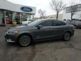 Used 2018 Ford Fusion Titanium for sale in Mississauga, ON