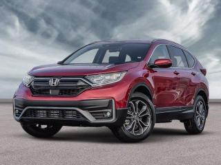New 2021 Honda CR-V EX-L for sale in Corner Brook, NL