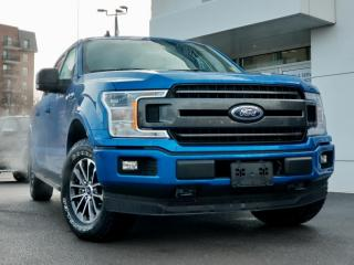 Used 2020 Ford F-150 XLT for sale in Kingston, ON
