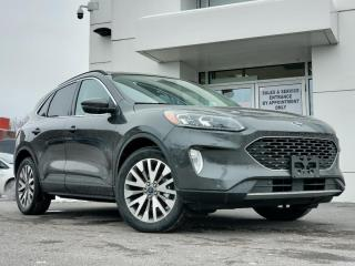 New 2020 Ford Escape Hybrid Titanium for sale in Kingston, ON