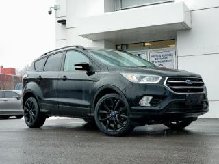 Used 2017 Ford Escape Titanium for sale in Kingston, ON