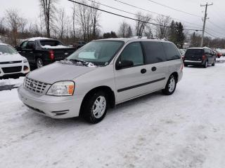 Used 2005 Ford Freestar SE for sale in Madoc, ON