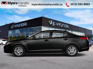 Used 2012 Kia Optima SX  - $110 B/W for sale in Kanata, ON