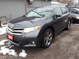 Used 2013 Toyota Venza AWD Certified for sale in Oshawa, ON