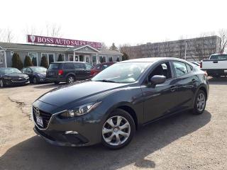 Used 2014 Mazda MAZDA3 GX-SKY for sale in Oshawa, ON