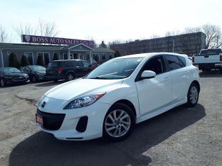 Used 2013 Mazda MAZDA3 GS-SKY for sale in Oshawa, ON