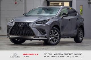 Used 2020 Lexus NX F SPORT III AWD: CUIR TOIT CAMERA 360 GPS CARPLAY $5,044 RABAIS DU PDSF - LIQUIDATION FINALE 2020 for sale in Lachine, QC
