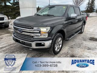 Used 2018 Ford F-150 5.0L v8 - TRAILER TOW PACKAGE W BRAKE CONTROL for sale in Calgary, AB
