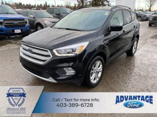 Used 2018 Ford Escape SEL HEATED SEATS - LEATHER - SYNC for sale in Calgary, AB