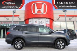 Used 2018 Honda Pilot EX-L RES - DVD PLAYER HEATED STEERING WHEEL HEATED SEATS - for sale in Sudbury, ON